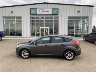 Used 2015 Ford Focus HEATED STEERING WHEEL | HEATED SEATS | BACK UP CAMERA-USED FORD DEALER for sale in Edmonton, AB