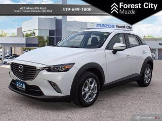 Used 2016 Mazda CX-3 GS | LOW KM ONE OWNER TRADE for sale in London, ON