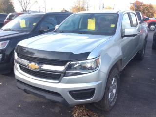 Used 2017 Chevrolet Colorado WT for sale in Sarnia, ON