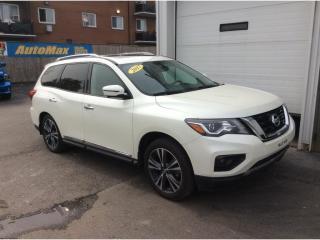 Used 2017 Nissan Pathfinder Platinum for sale in Sarnia, ON