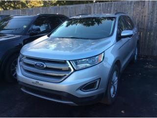 Used 2017 Ford Edge SEL for sale in Sarnia, ON