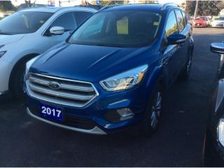 Used 2017 Ford Escape Titanium for sale in Sarnia, ON
