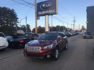 Used 2016 Subaru Outback Subaru Outback 2.5i groupe Tourisme fami for sale in Victoriaville, QC