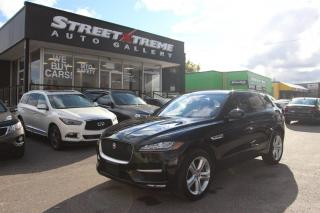 Used 2017 Jaguar F-PACE 35t R-Sport for sale in Markham, ON