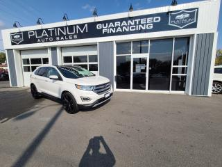 Used 2016 Ford Edge Titanium for sale in Kingston, ON