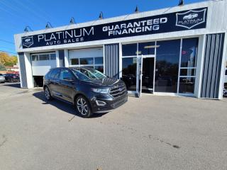 Used 2015 Ford Edge SPORT for sale in Kingston, ON