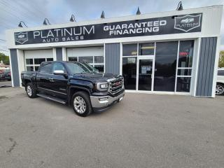 Used 2017 GMC Sierra 1500 SLT for sale in Kingston, ON