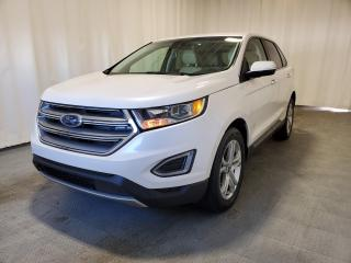 Used 2018 Ford Edge Titanium for sale in Regina, SK
