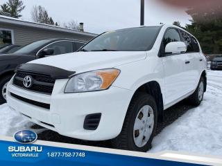 Used 2012 Toyota RAV4 ** PNEUS HIVER ** for sale in Victoriaville, QC
