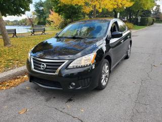 Used 2015 Nissan Sentra 1.8 SR for sale in Roxboro, QC