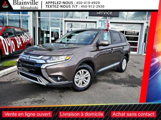 Used 2020 Mitsubishi Outlander ES 4X4 7 PLACES ANDROIR ET APPLE CARPLAY for sale in Blainville, QC