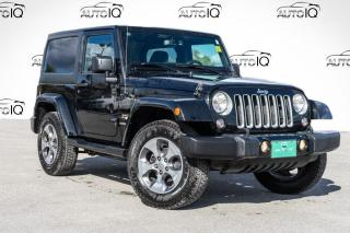 Used 2016 Jeep Wrangler Sahara for sale in Barrie, ON