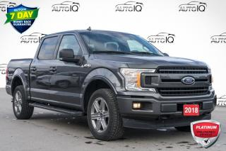 Used 2018 Ford F-150 XLT CREW SPORT MODEL for sale in Innisfil, ON