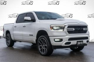 Used 2019 RAM 1500 Sport LOW MILEAGE CREW CAB for sale in Innisfil, ON