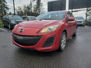 Used 2011 Mazda MAZDA3 *GX*SIÈGE CHAUFFANT* A/C* for sale in Québec, QC