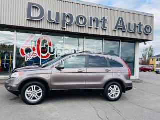Used 2011 Honda CR-V 4 RM 5 portes EX for sale in Alma, QC