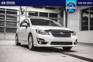 Used 2016 Subaru Impreza 2.0i Sport chez Rimouski Hyundai for sale in Rimouski, QC