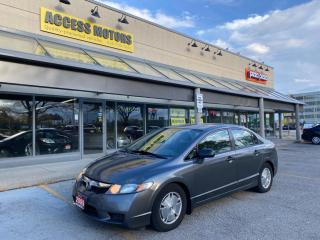 Used 2009 Honda Civic Sdn 4dr Man DX-G for sale in North York, ON