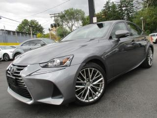 Used 2017 Lexus IS 300 IS 300 AWD|NAVIGATION|SUNROOF|ONE OWNER !!! for sale in Burlington, ON