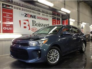 Used 2018 Kia Rio5 EX TECH GPS/NAVI CUIR TOIT DÉMARREUR DISTANCE for sale in Blainville, QC