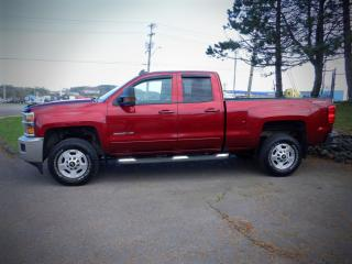 Used 2016 Chevrolet Silverado 2500 LT for sale in Saint John, NB
