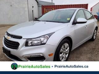 Used 2015 Chevrolet Cruze 1LT for sale in Moose Jaw, SK