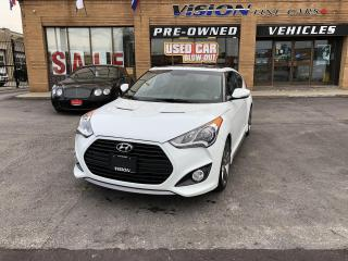 Used 2015 Hyundai Veloster 3dr Cpe Man Turbo-LOW KM !- for sale in North York, ON