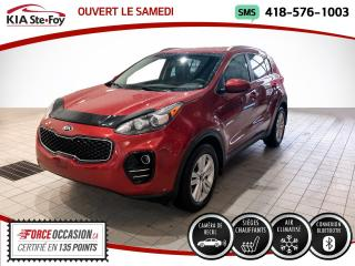Used 2017 Kia Sportage * LX* AWD* BLUETOOTH* JAMAIS ACCIDENTÉ * for sale in Québec, QC