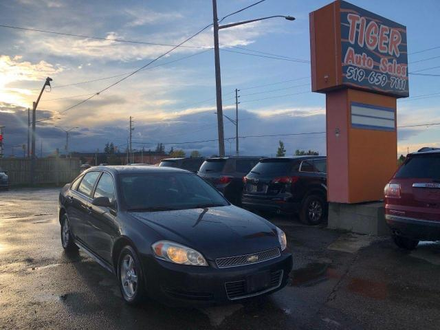 2012 Chevrolet Impala LS**AUTO**V6**ALLOYS**DUAL EXHAUST*CERTIFIED