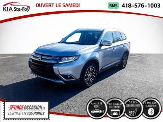 Used 2017 Mitsubishi Outlander * SE* AWD* SIEGES CHAUFFANTS* TOIT* CAME for sale in Québec, QC