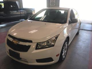 Used 2013 Chevrolet Cruze LS for sale in Winnipeg, MB