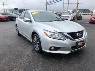 Used 2016 Nissan Altima 2.5 SV*BACKUP CAM* HEATED SEATS* for sale in London, ON