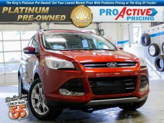 Used 2014 Ford Escape Titanium for sale in Kindersley, SK