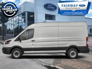 New 2020 Ford Transit Cargo Van 148 WB AWD - Medium Roof - Sliding Pass.side Cargo for sale in Steinbach, MB