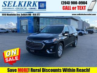 New 2020 Chevrolet Traverse LT Cloth  - Power Liftgate for sale in Selkirk, MB