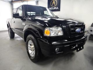 Used 2009 Ford Ranger 4X4,NO ACCIDENT,ALL SERVICE RECORDS for sale in North York, ON