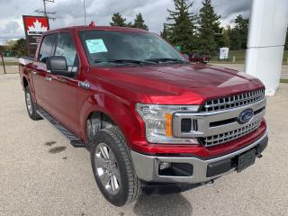 Used 2018 Ford F-150 XLT for sale in Harriston, ON