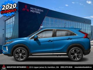 New 2020 Mitsubishi Eclipse Cross GT  - Sunroof -  Leather Seats for sale in Mount Hope (Hamilton), ON