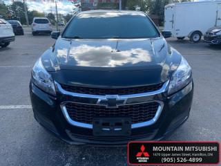Used 2015 Chevrolet Malibu LT w/1LT  - Bluetooth -  SiriusXM - $44.84 /Wk for sale in Hamilton, ON