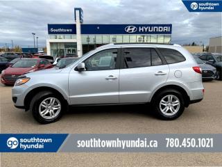 Used 2010 Hyundai Santa Fe GL/V6/AWD/AIR/HEATED SEATS for sale in Edmonton, AB