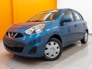 Used 2015 Nissan Micra SV AUTOMATIQUE *BLUETOOTH* GR. ÉLEC *BAS KM* PROMO for sale in St-Jérôme, QC