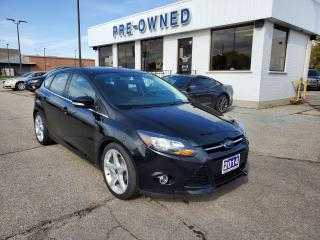 Used 2014 Ford Focus Titanium for sale in Brantford, ON