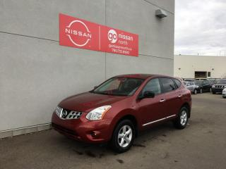 Used 2013 Nissan Rogue S 4dr FWD 4 Door for sale in Edmonton, AB