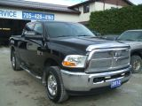 Photo of Black 2012 RAM 2500