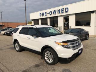 Used 2014 Ford Explorer XLT for sale in Brantford, ON