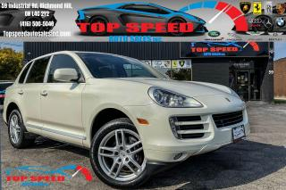 Used 2010 Porsche Cayenne AWD / TIPTRONIC / NAVIGATION / SUNROOF / FULLY LOA for sale in Richmond Hill, ON