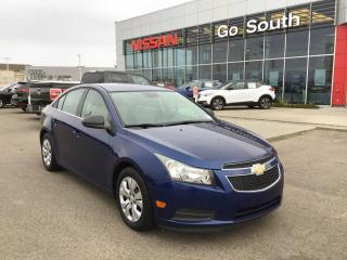 Used 2012 Chevrolet Cruze LS, AUTO - FINANCING AVAILBLE for sale in Edmonton, AB