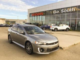 Used 2017 Mitsubishi Lancer GTS, LEATHER, SUNROOF for sale in Edmonton, AB