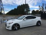 Photo of White 2013 Hyundai Genesis Coupe