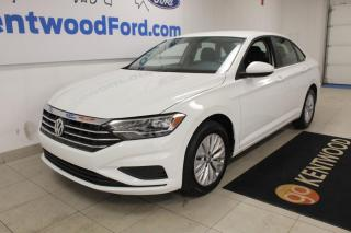 Used 2019 Volkswagen Jetta 3 MONTH DEFERRAL! *oac | Clean Carproof | Heated Cloth Buckets | Back up camera for sale in Edmonton, AB